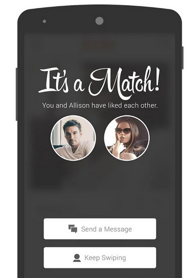 tinder matches disappear into the ether